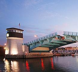 racine drawbridge